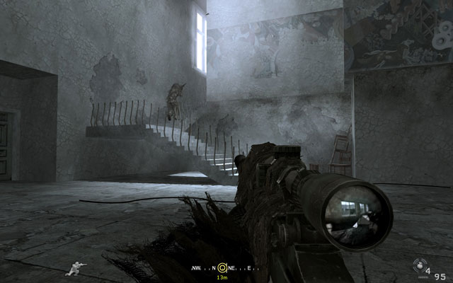 Call of Duty 4 - Modern Warfare сингл плеер Quicky обзор - ArcterJournal.